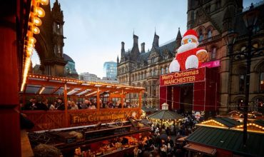 Manchester Christmas market goes fur-free
