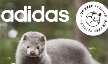Fur Free Retailer program welcomes internationally-renowned sports brand adidas