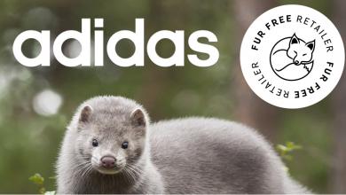 Fur Free Retailer program welcomes internationally-renowned sports brand adidas